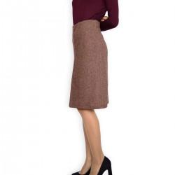 Дамска вълнена пола