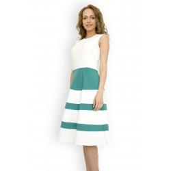 Елегантна дамска лятна рокля