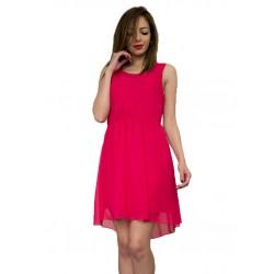 Ефирна лятна рокля от шифон