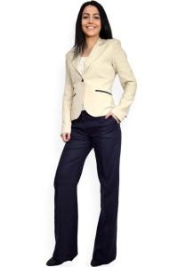 Елегантен дамски костюм с панталон