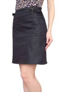 черна , спортна, дънкова пола