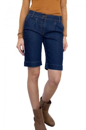 Дамски панталонки от деним