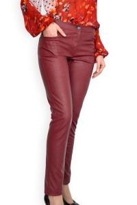 Дамски панталон от еко кожа