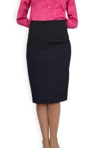 Черна дамска прева пола