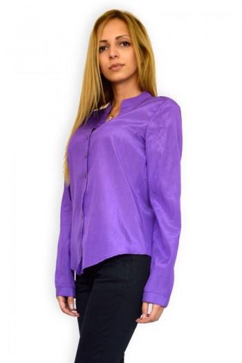 Лилава риза