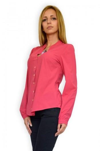Риза цвят диня