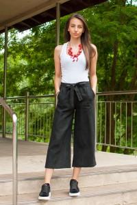 ежедневен дамски панталон